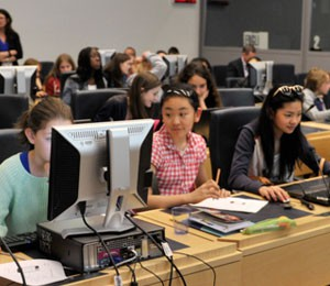 Girls in ICT Day @ ICT Discovery, ITU HQ