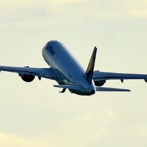 Flugzeug-quadrat
