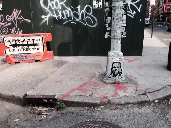 New York und Barrierefreiheit...